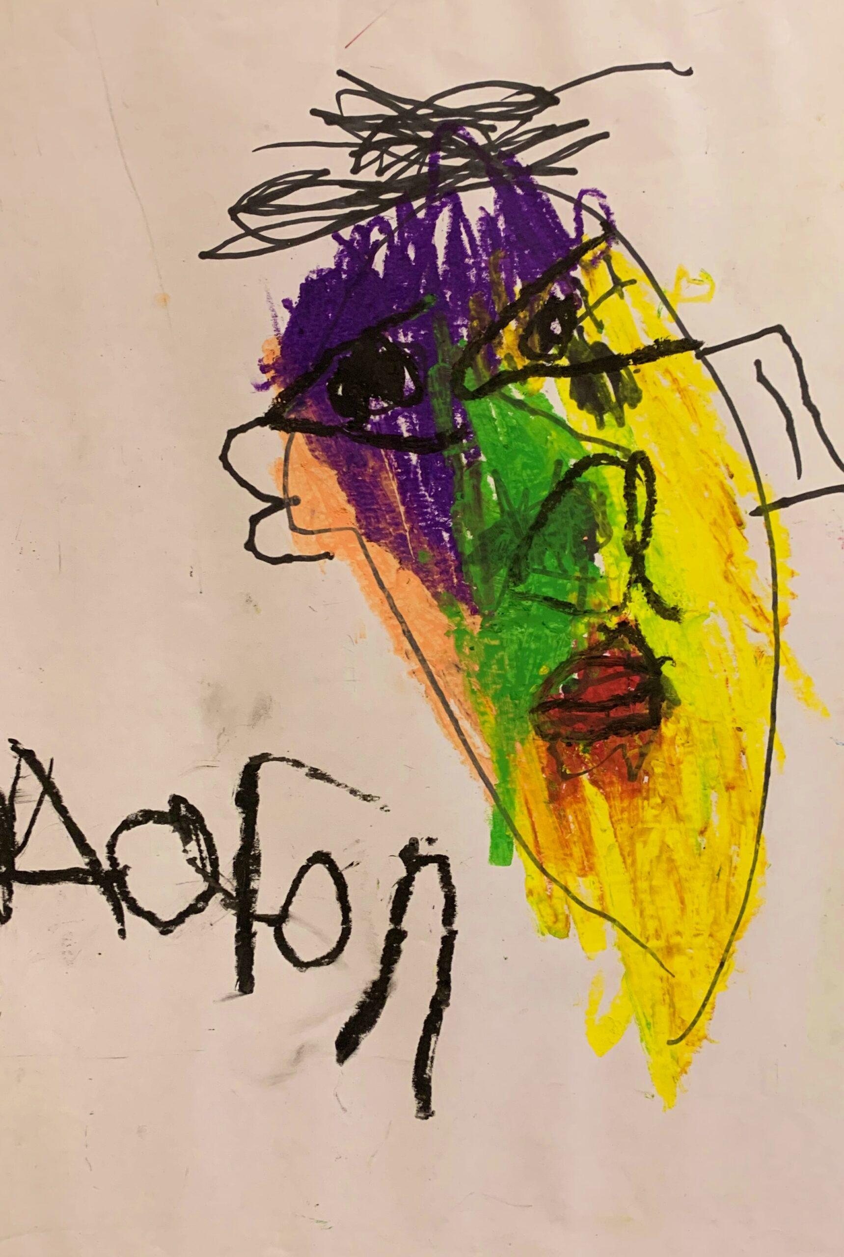AM Picasso Portrait